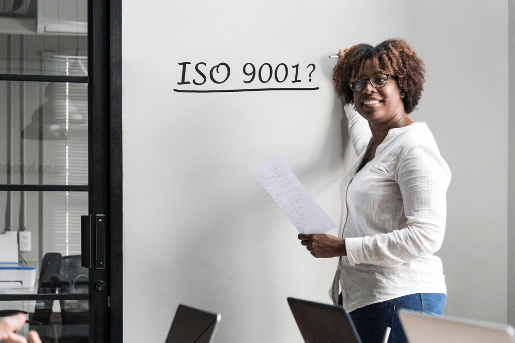 ISO 9001 - Your questions answered!